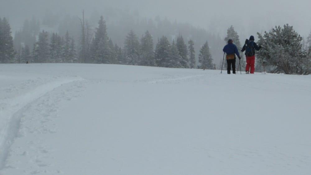 San Juan Nordic Cross Country Skiing Monte Vista Colorado