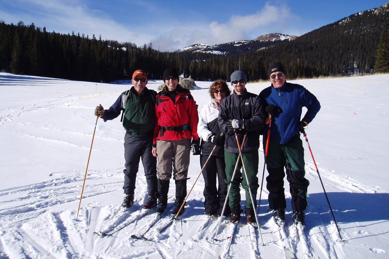 San Juan Nordic Cross Country Skiers