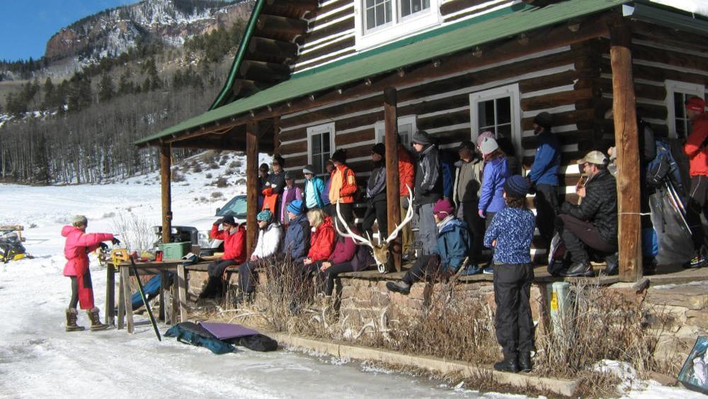 San Juan Nordic Club Lodge