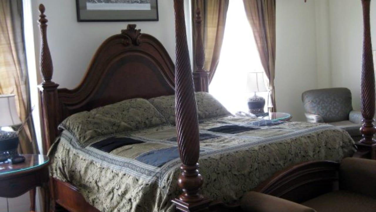 Stanley Hotel Estes Park Room
