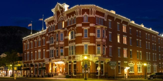 strater hotel historic 3 star hotel in downtown durango co. Black Bedroom Furniture Sets. Home Design Ideas