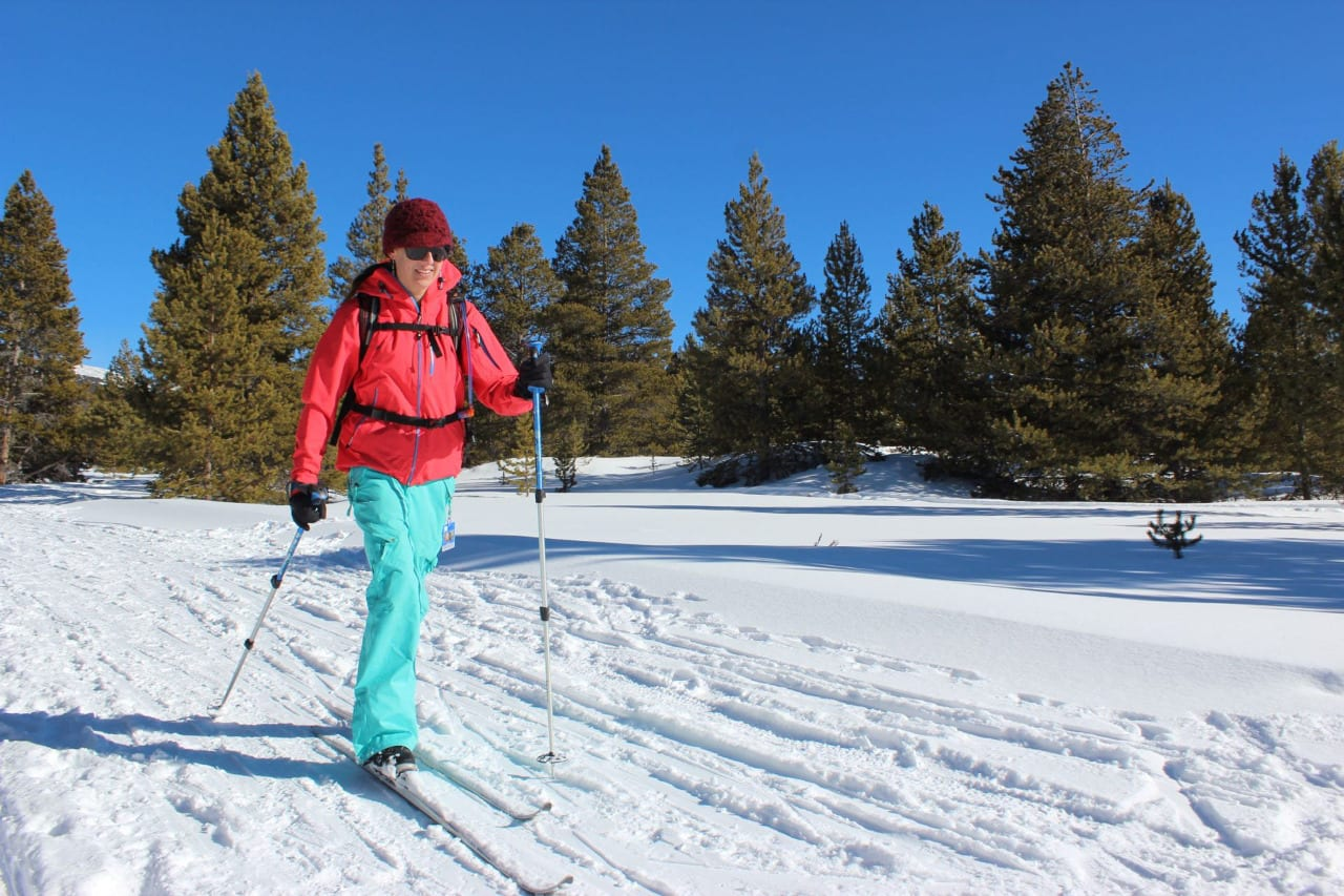 Tennessee Pass Cross Country Skiing Leadville