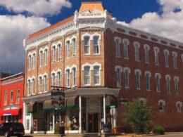 Delaware Hotel Leadville Colorado
