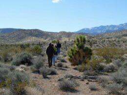 Old Spanish National Historic Trail Hiking Colorado