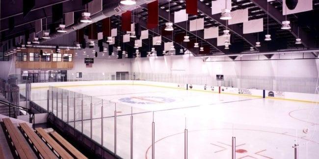 Stephen C West Arena Ice Skating Breckenridge