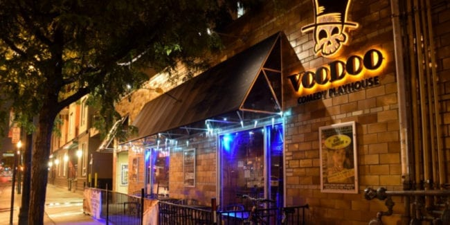 Voodoo Comedy Playhouse Denver Colorado