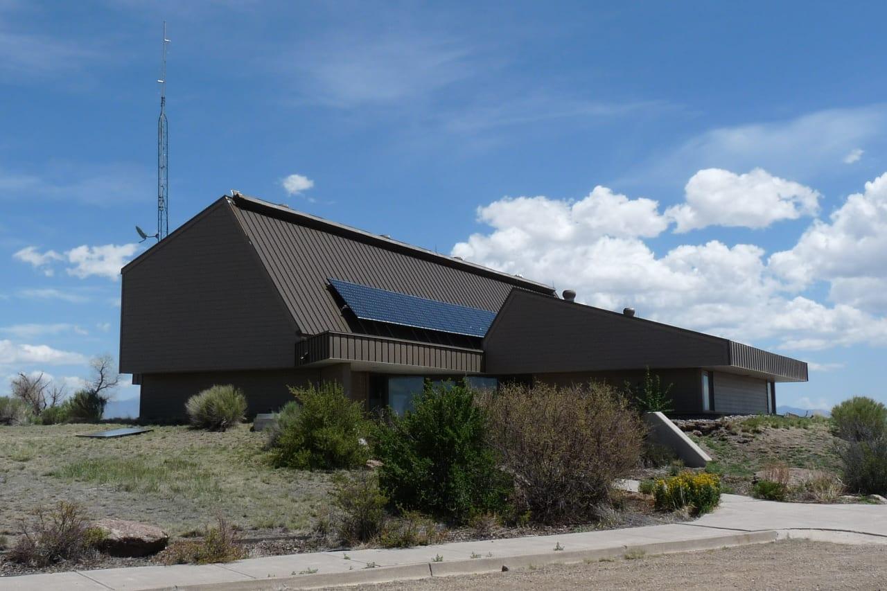 Alamosa National Wildlife Refuge Visitor Center