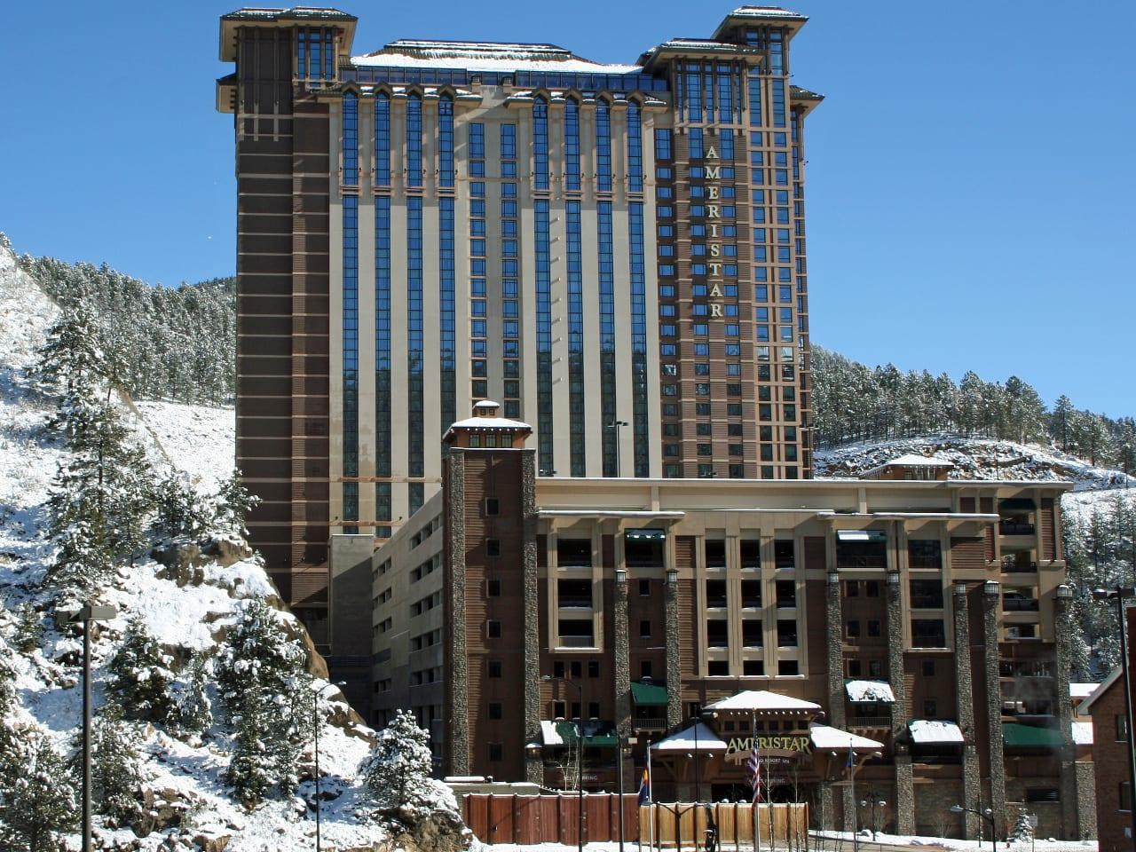 Ameristar Casino Resort Spa Hotel Black Hawk