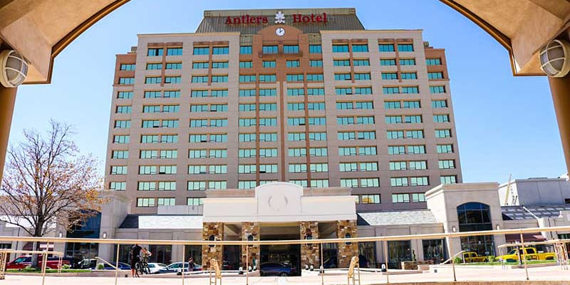The Antlers A Wyndham Hotel Colorado Springs
