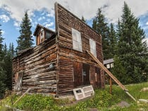 Apex CO Ghost Town