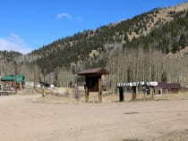 Bonanza CO Ghost Town