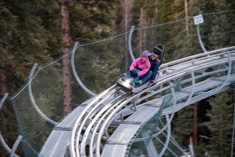 Breathtaker Alpine Coaster
