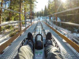 Breathtaker Alpine Coaster Aspen Colorado