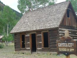 Capitol City CO Ghost Town