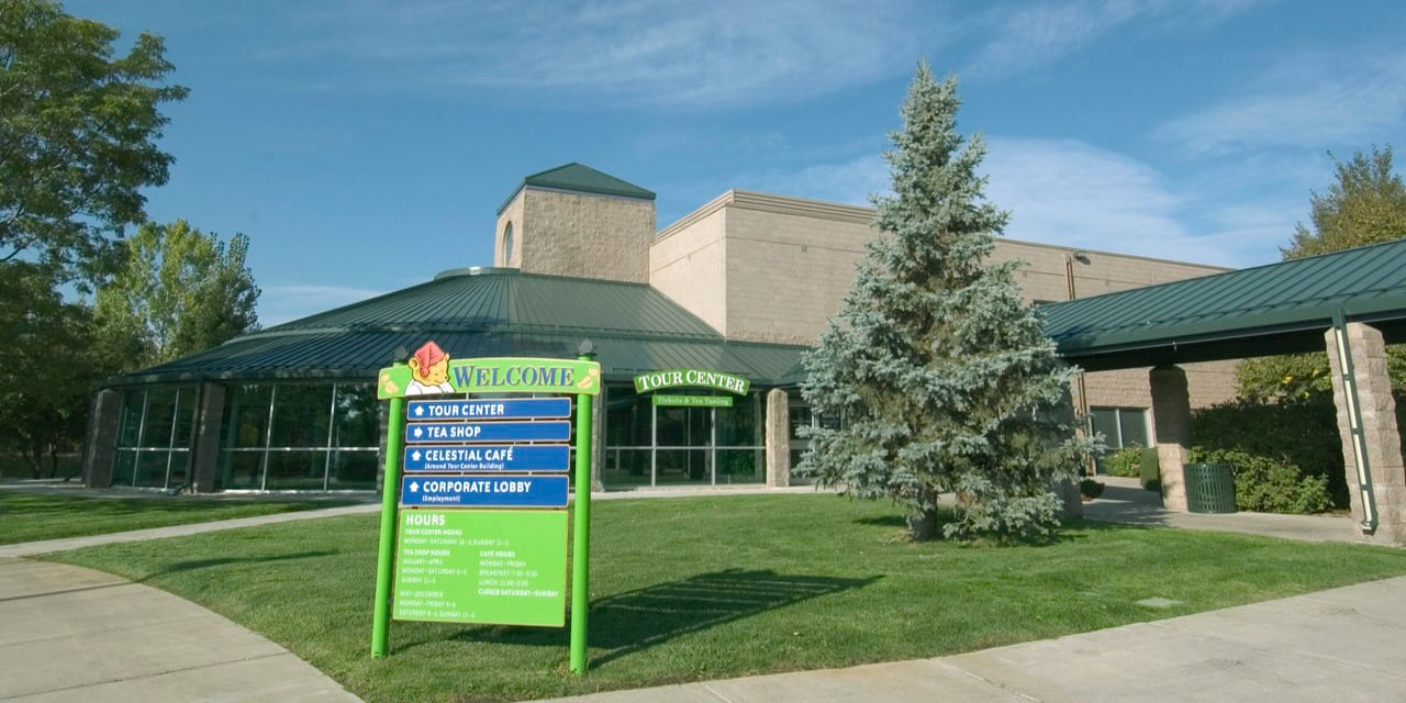 Celestial Seasonings Factory Boulder Colorado