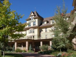 Cliff House at Pikes Peak Manitou Springs Colorado