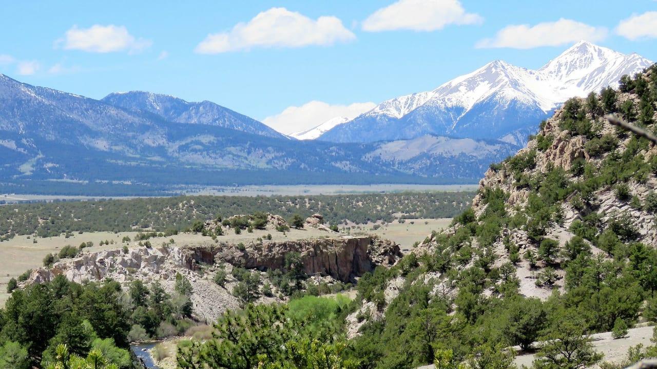 Collegiate Peaks Colorado