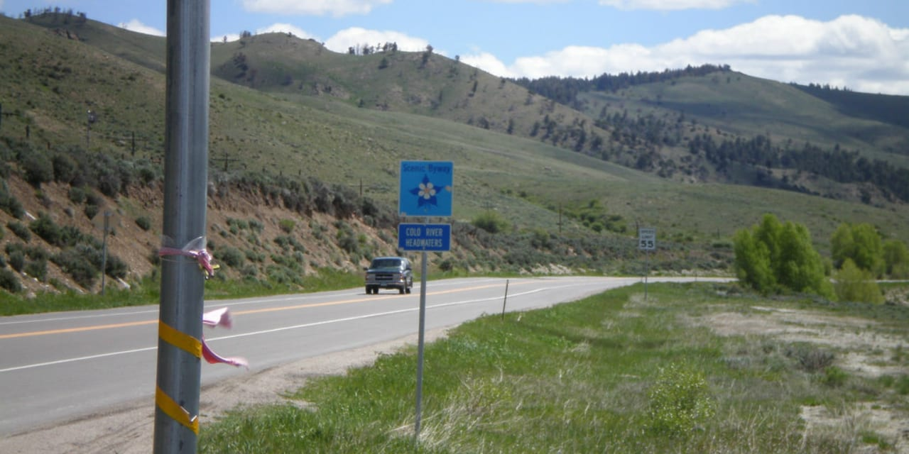 Colorado River Headwaters National Scenic Byway