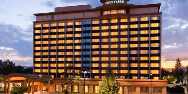 Courtyard by Marriott Denver Cherry Creek Colorado