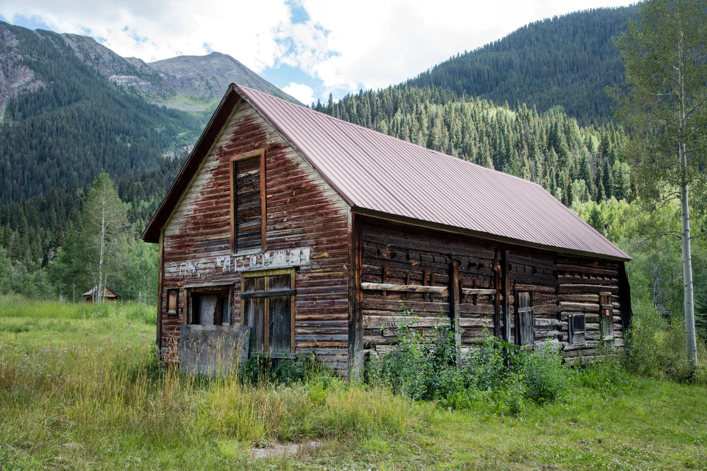 Crystal co ghost town gunnison county ghost town near for Cabins near crested butte co