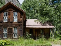 Crystal CO Ghost Town