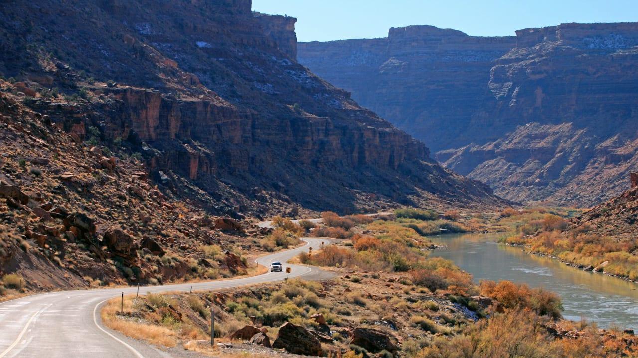 Dinosaur Diamond National Scenic Byway Utah