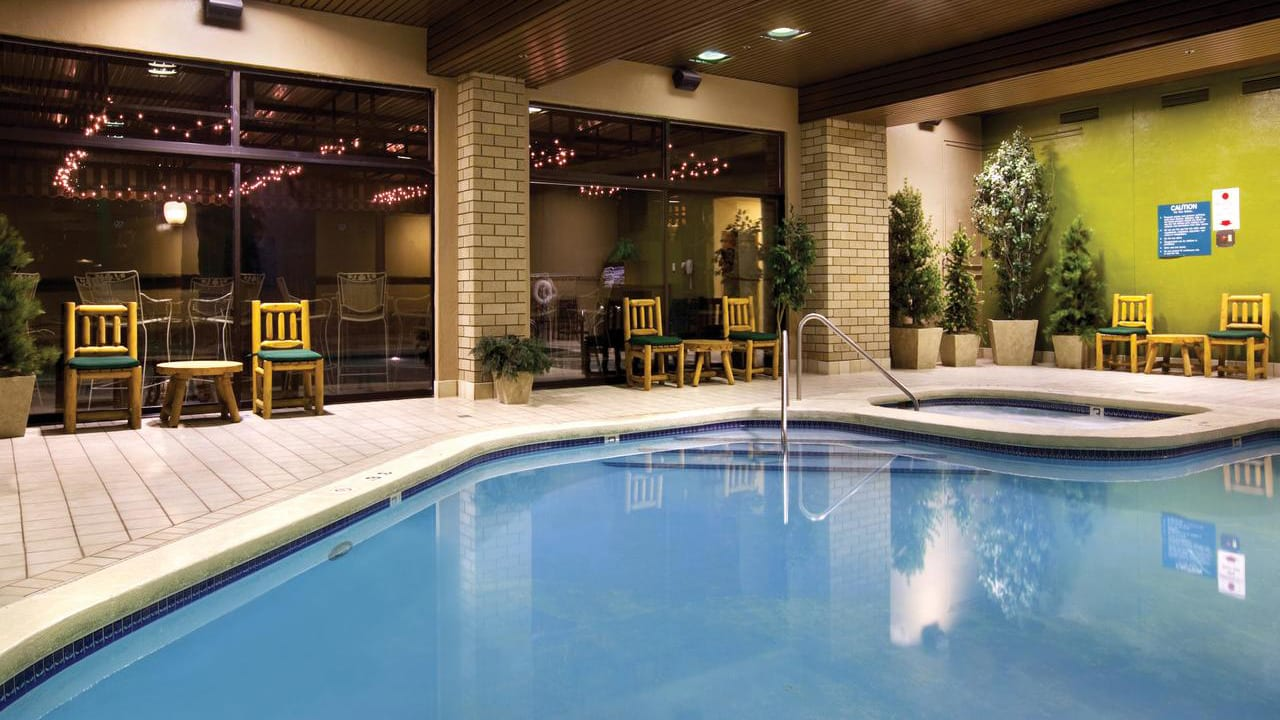Pool DoubleTree by Hilton Hotel Durango