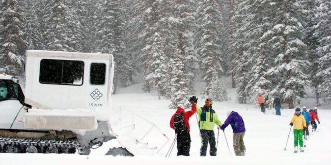 Eleven Experience Snowcat Skiing Crested Butte Colorado