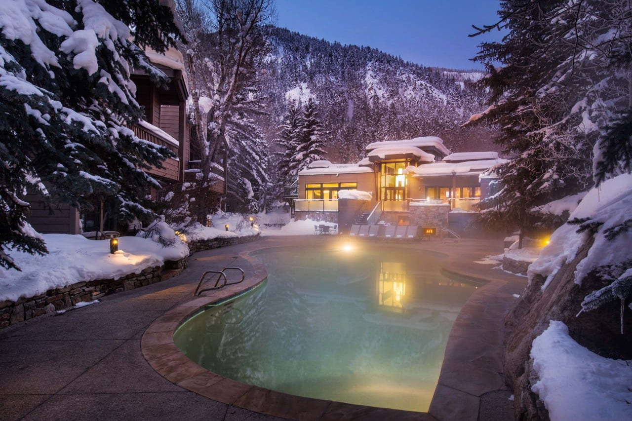 Gant Aspen Lower Pool Winter