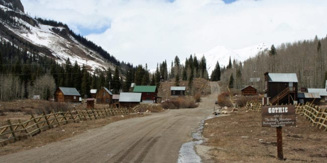 Ghost Town Colorado Map.Colorado Ghost Towns Map Best Abandoned Towns And Mining Camps