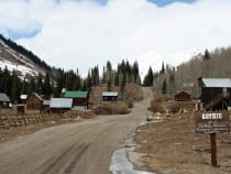 Gothic CO Ghost Town