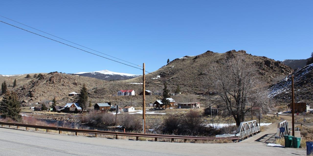 Highway 24 Granite Colorado