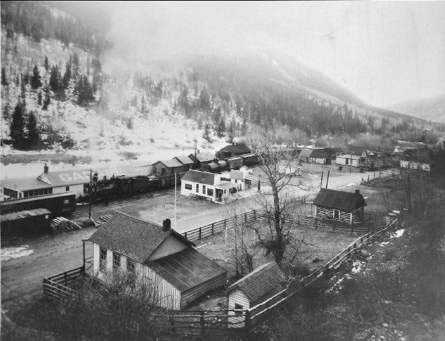 Historic Grand Colorado 1900s