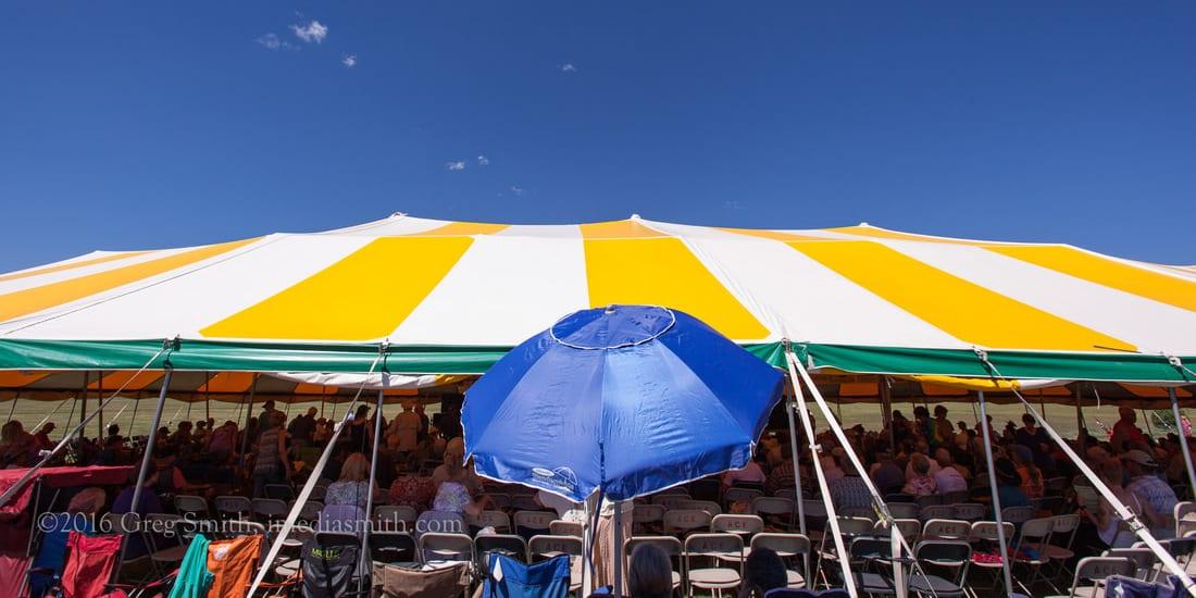 High Mountain Hay Fever Bluegrass Festival Westcliff