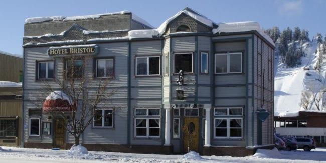 Hotel Bristol Steamboat Springs Colorado