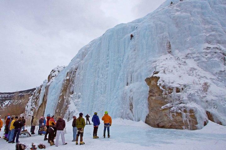 Lake City Ice Fest Colorado