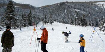 Lake City Ski Hill Colorado