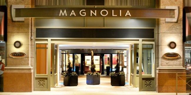 Magnolia Hotel Denver Colorado