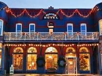 Meeker Hotel Cafe