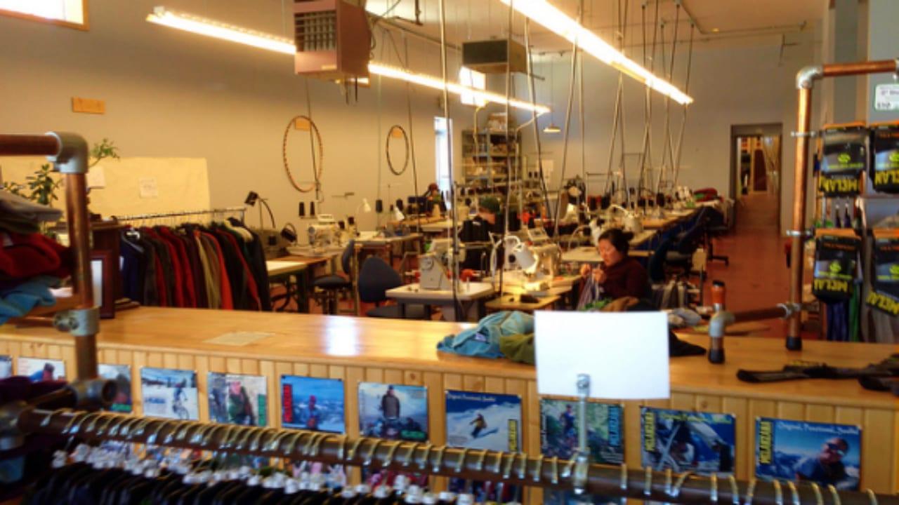 Melanzana Factory Leadville Colorado