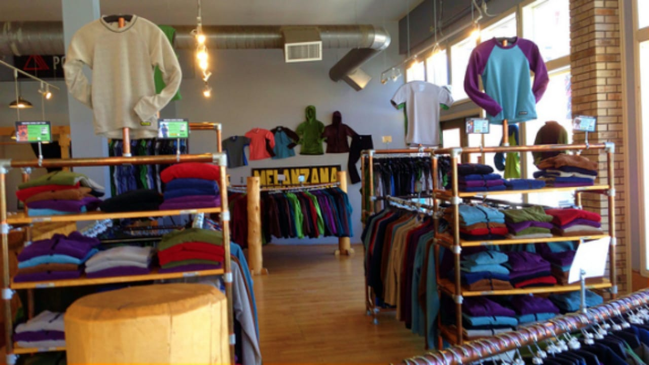 Melanzana Outdoor Clothing Shop Leadville