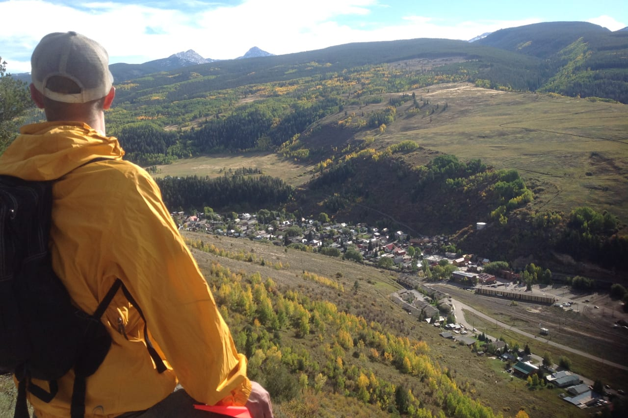 Lionshead Rock Trail Minturn Colorado