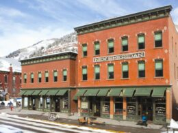 New Sheridan Hotel Telluride Colorado