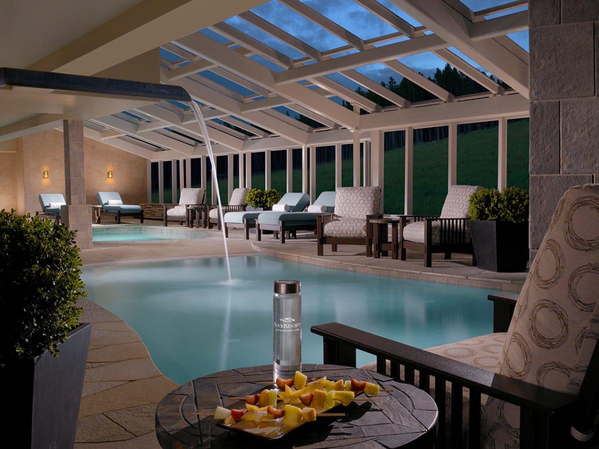 One Ski Hill Place Breckenridge Indoor Pool