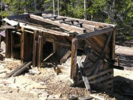 Oro City CO Ghost Town