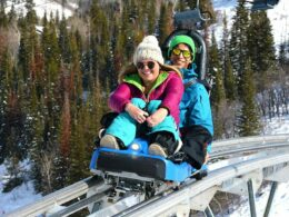 Outlaw Mountain Coaster Steamboat Springs