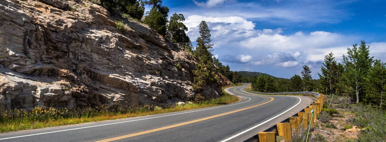 Peak to Peak National Scenic Byway