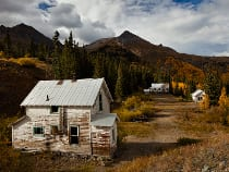 Red Mountain Town CO Ghost Town