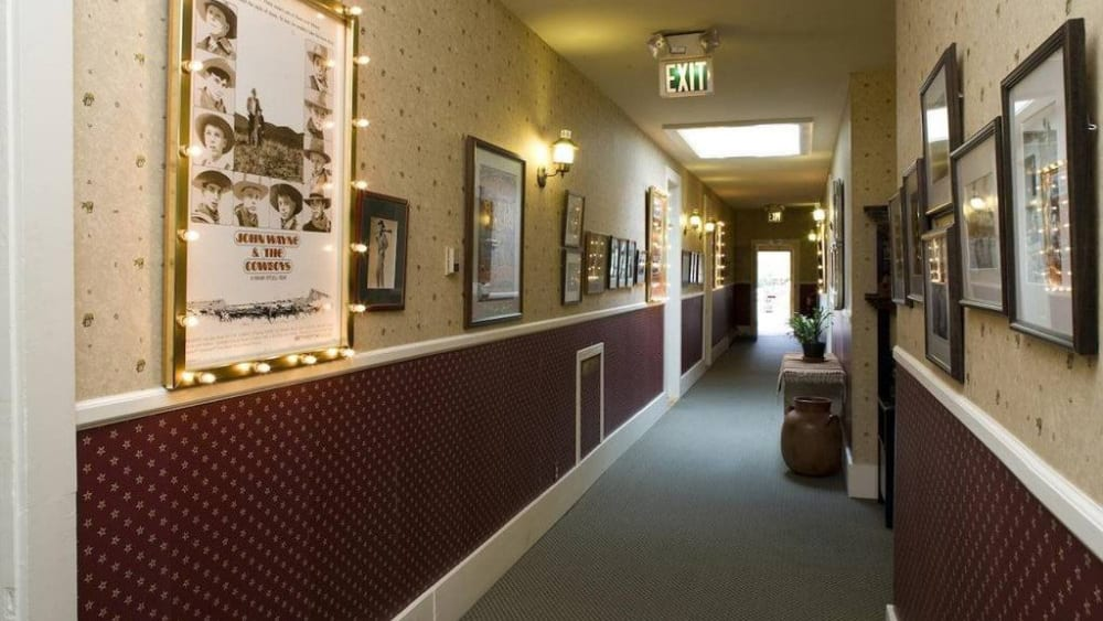Rochester Hotel Hallway Durango