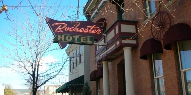 Rochester Hotel Durango Colorado